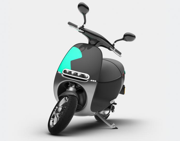coup trajets gratuits en scooter lectrique paris bricabrak. Black Bedroom Furniture Sets. Home Design Ideas